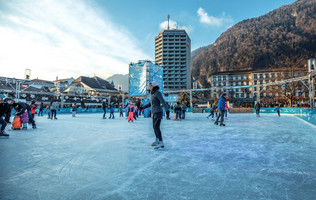 Eisfeld ICE MAGIC Interlaken